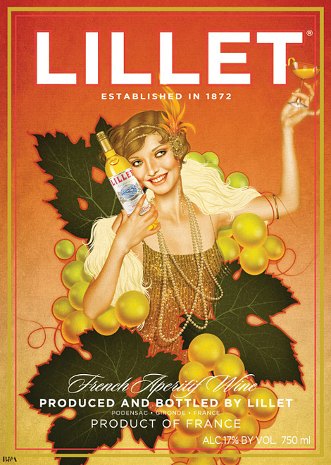 Autumn Whitehurst: Lillet