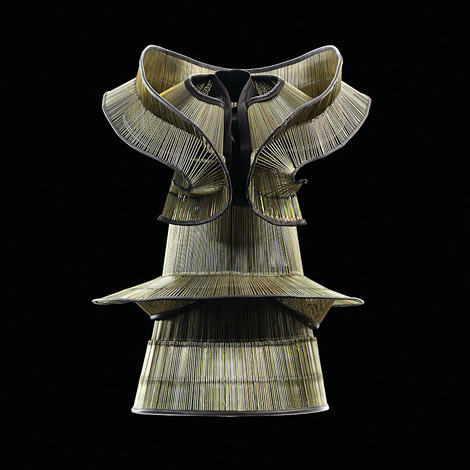 Iris Van Herpen: Chemical Crows Dress