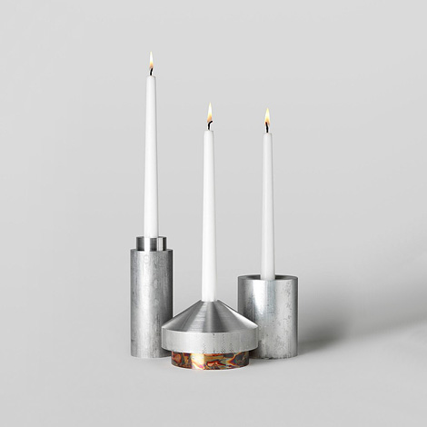 David Taylor candlestick trio