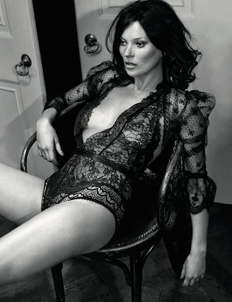 Kate Moss x Collier Schorr