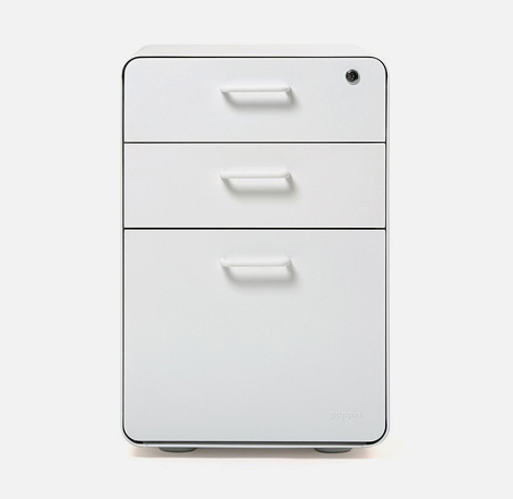Poppin Stow File Cabinet