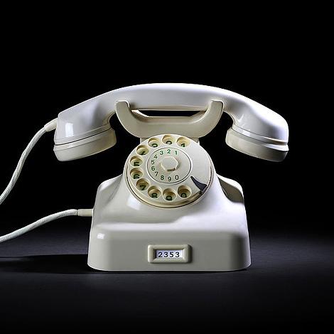 Siemens & Halske W48 telephone