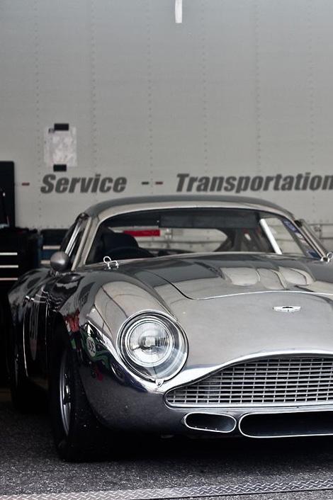 Aston Martin DB2 Zagato