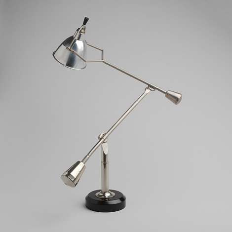 Édouard-Wilfred Buquet desk lamp