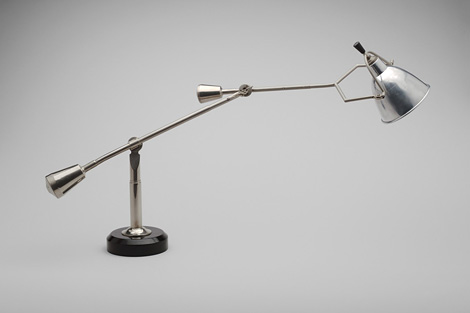 Édouard-Wilfred Buquet desk lamp