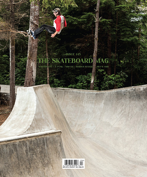 The Skateboard Mag