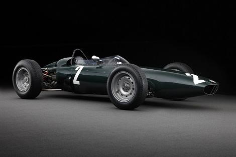 Type: P-578 Grand Prix Car