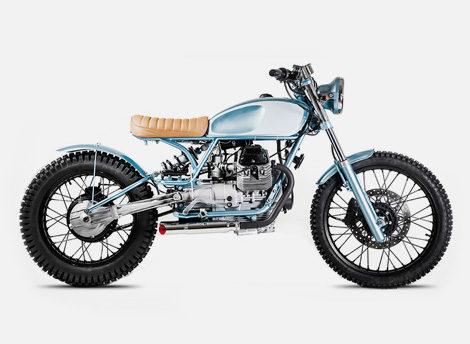 Moto Guzzi V35 TT custom