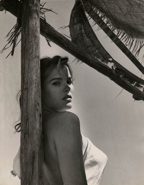 Ursula Andress x Peter Basch