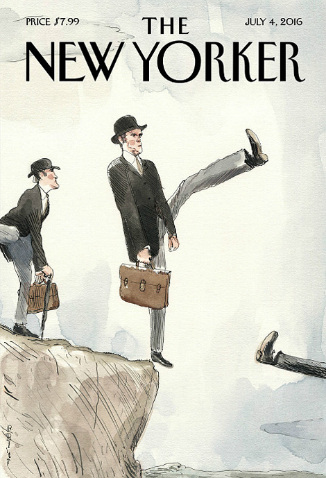 The New Yorker – Brexit