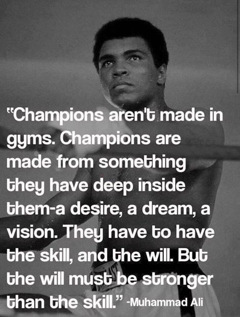 R.I.P. Muhammad Ali