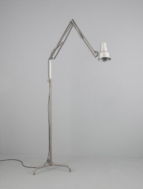Luxo L1 floor lamp