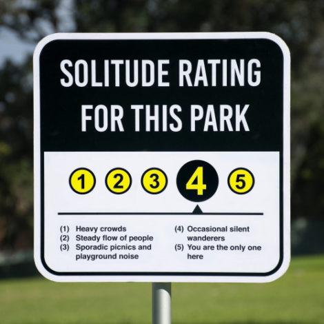 Solitude rating
