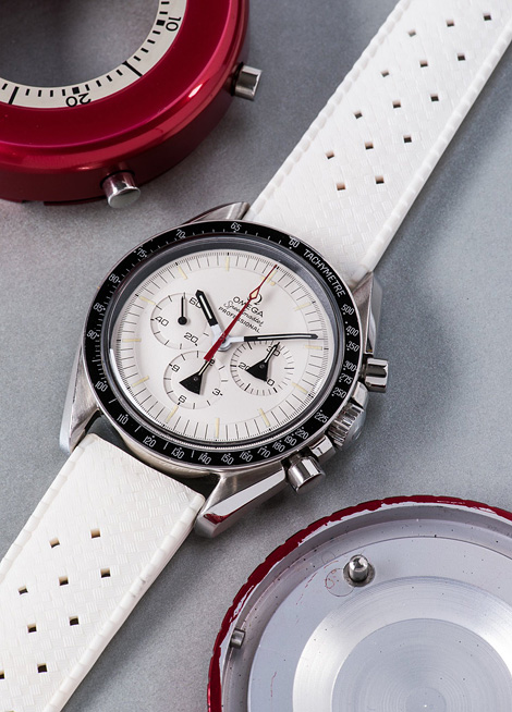 "Omega Speedmaster Professional, ""Alaska 2"" Project watch"