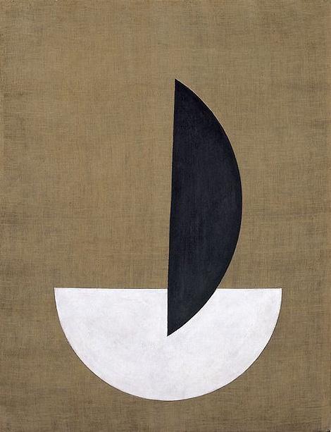 László Moholy-Nagy: Segments of a Circle