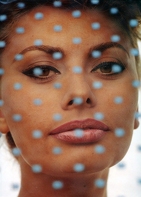 Sophia Loren x Bert Stern