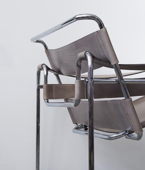 Marcel Breuer: Wassily Chair