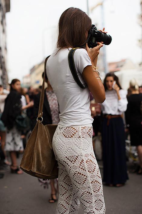 Crochet girl