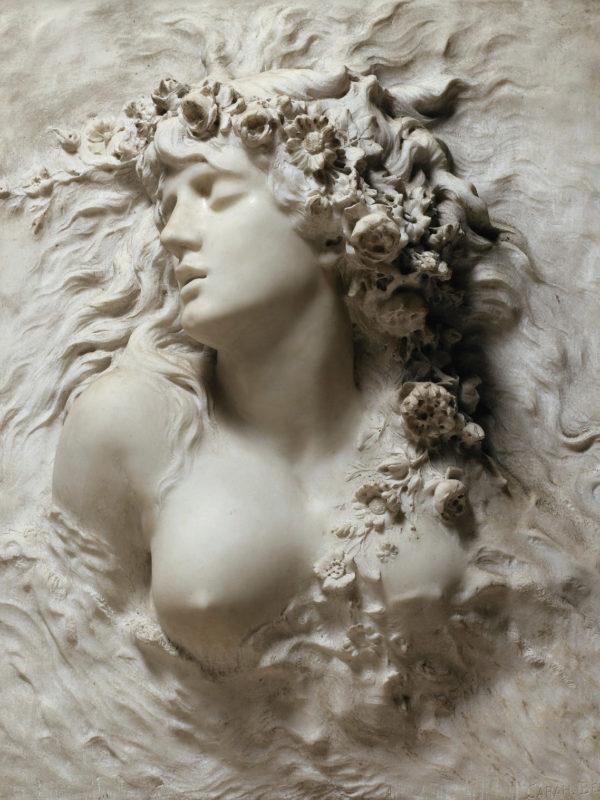 Ophelia x Sarah Bernhardt