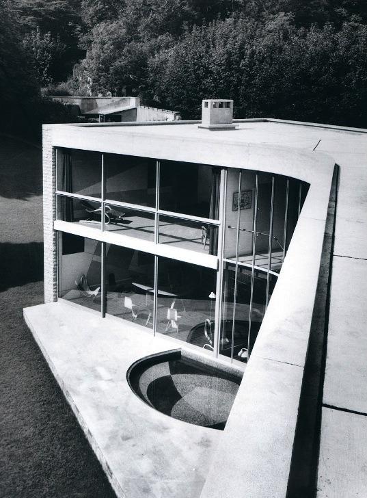 The Bellevue House x André Bloc