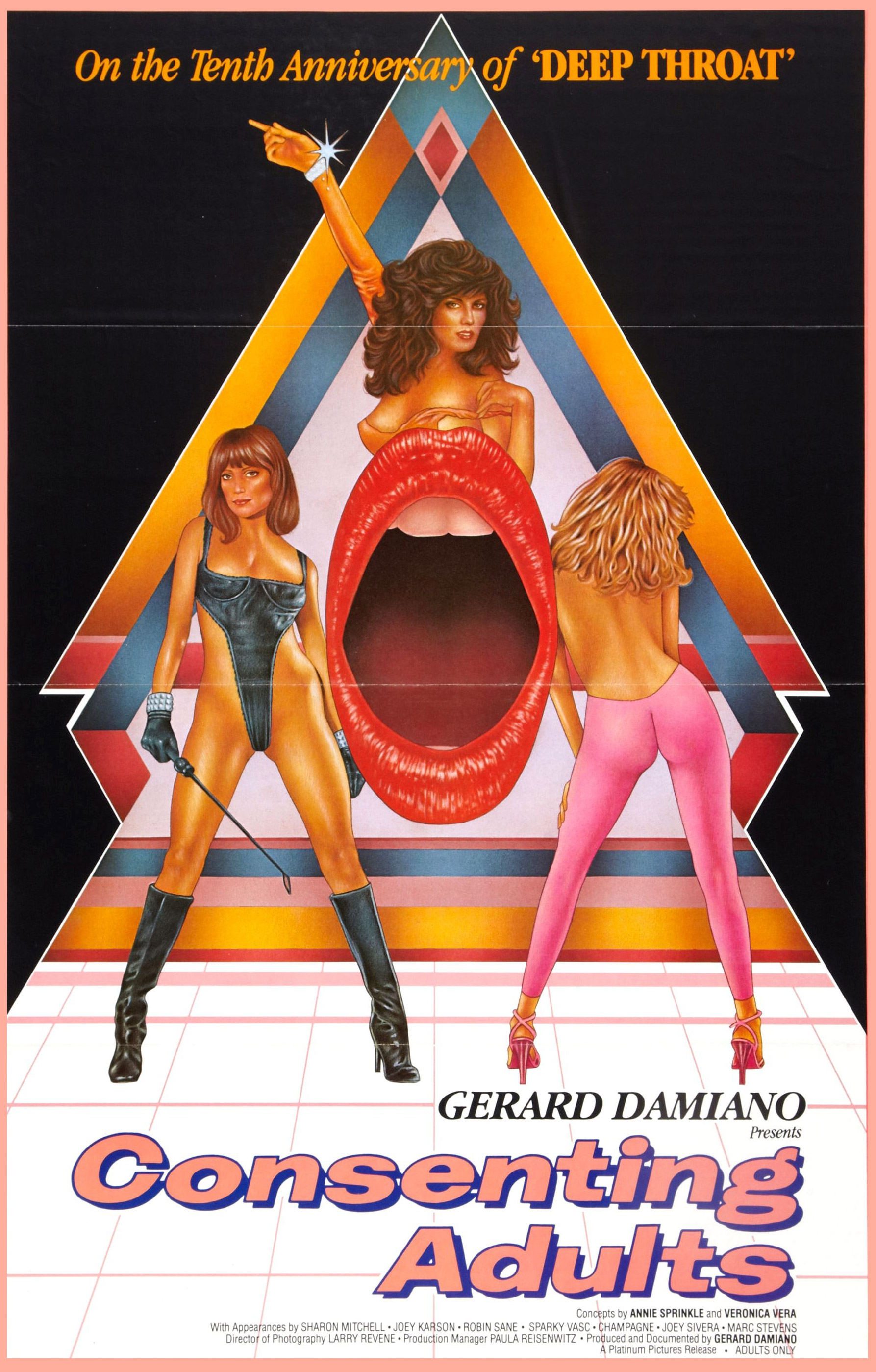 The Golden Age of Adult Film Posters