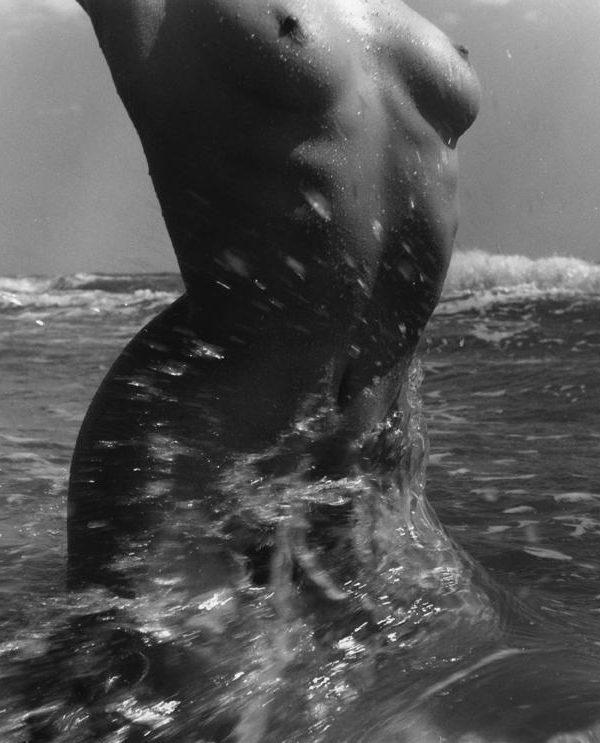 Lucien Clergue: Nu de la mer