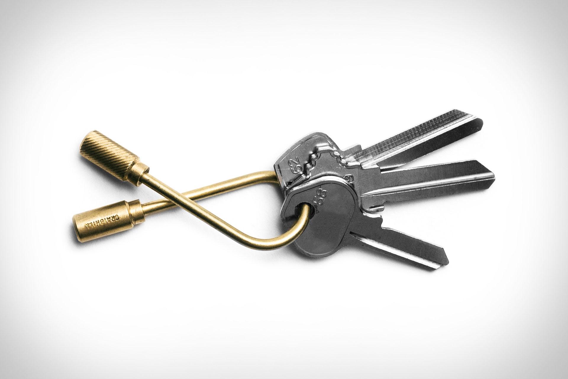 Craighill Helix keychain