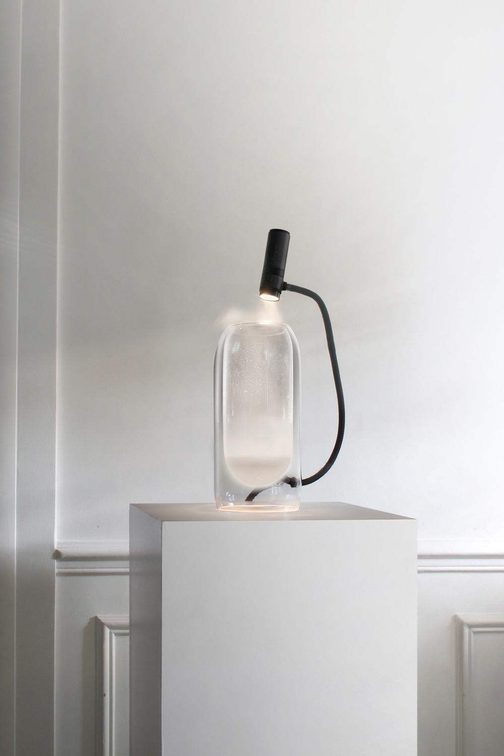 Prume Lamp x Jean-Baptiste Durand