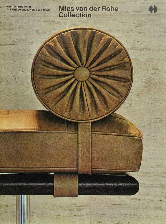 Mies Van Der Rohe x Massimo Vignelli