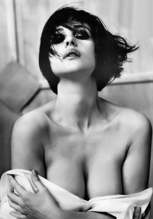 Monica Bellucci x Ruven Afanador