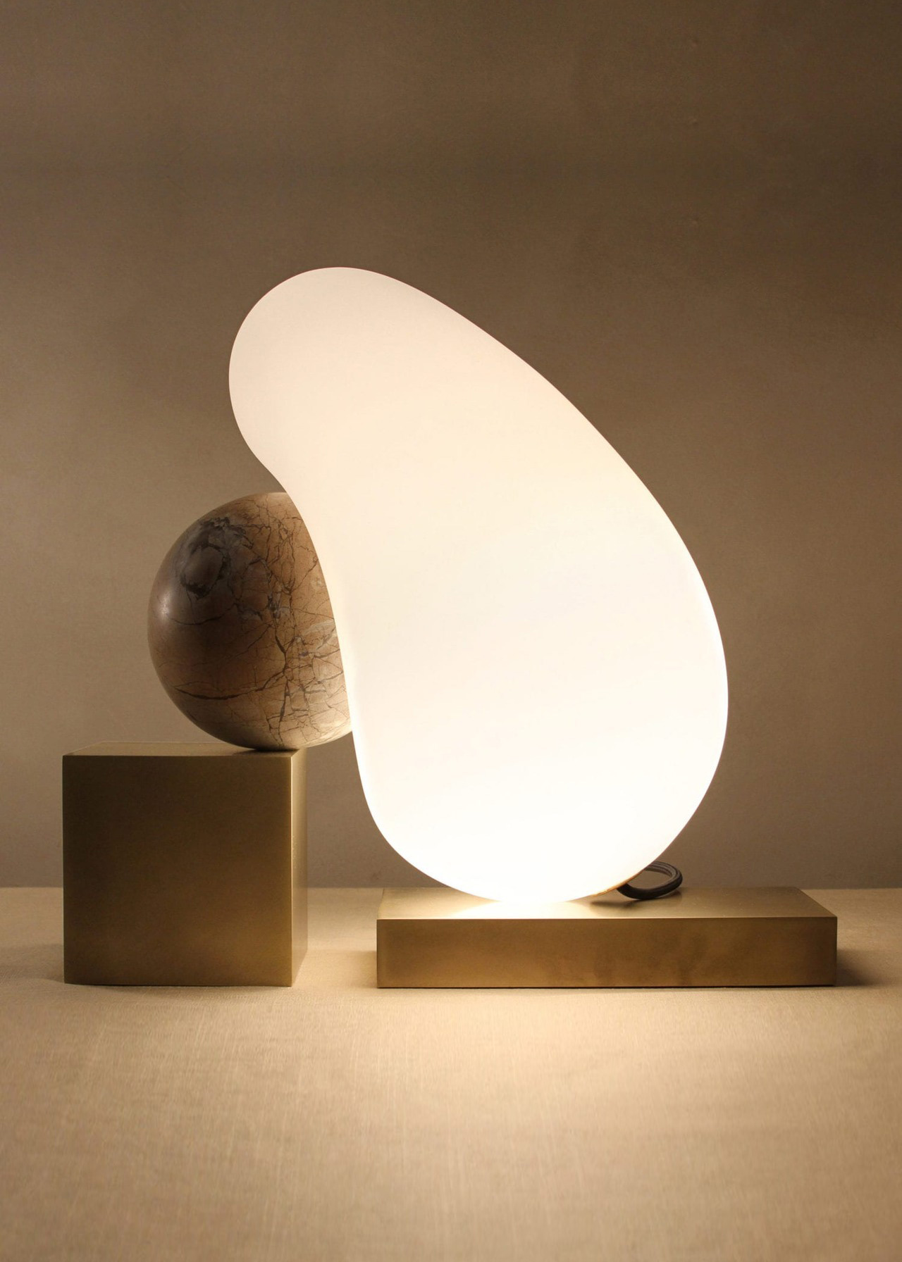 Anna Karlin Dimple Lamp