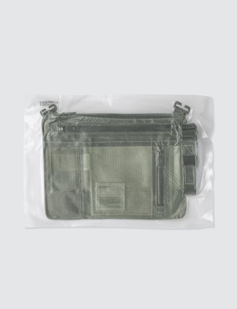 Translucent Leather Bag