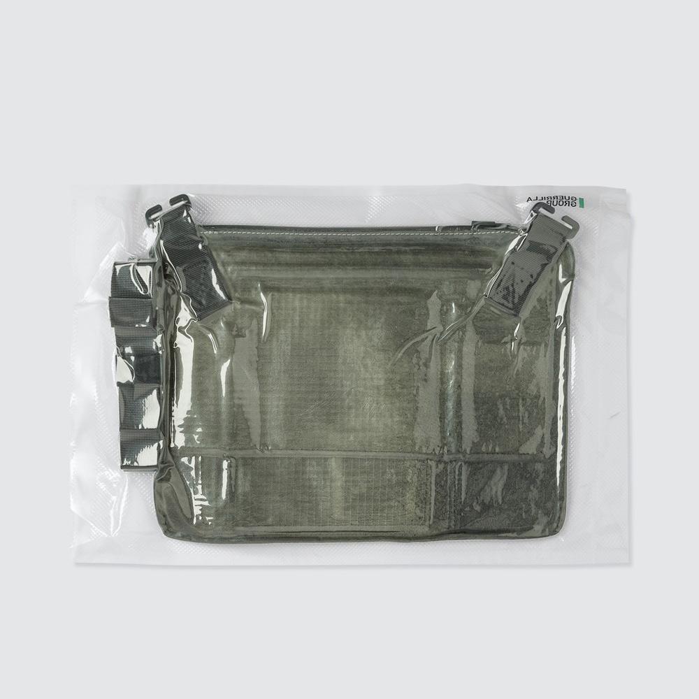 Translucent Leather Bag