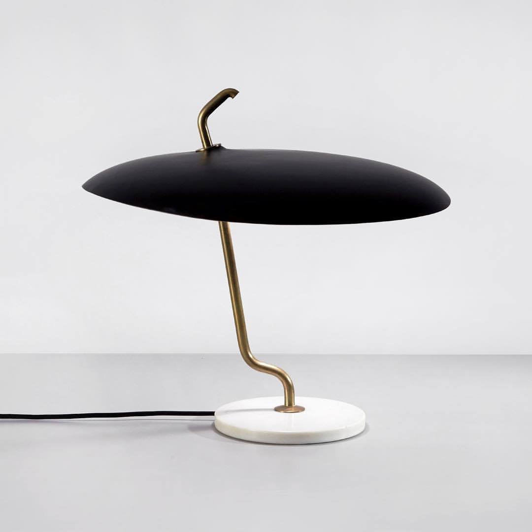 Gino Sarfatti table lamp no.537G