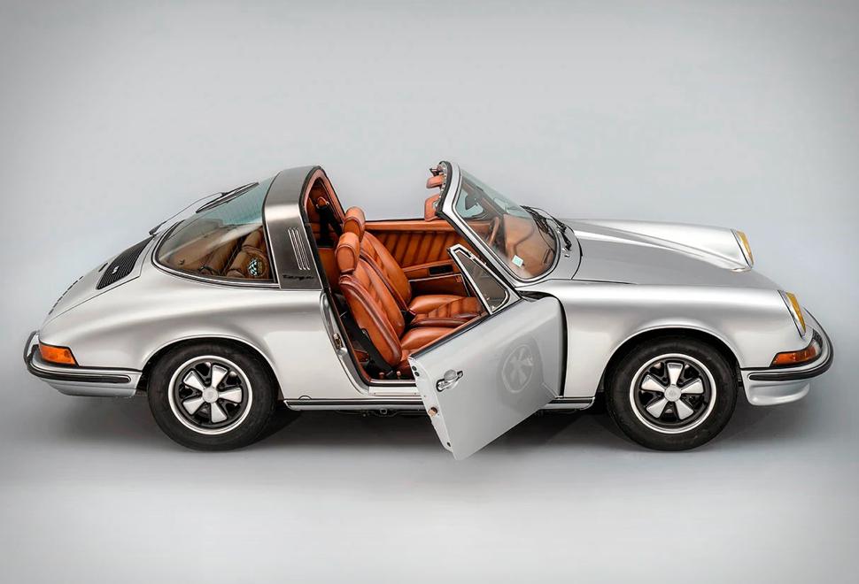 1973 Porsche Targa Berluti