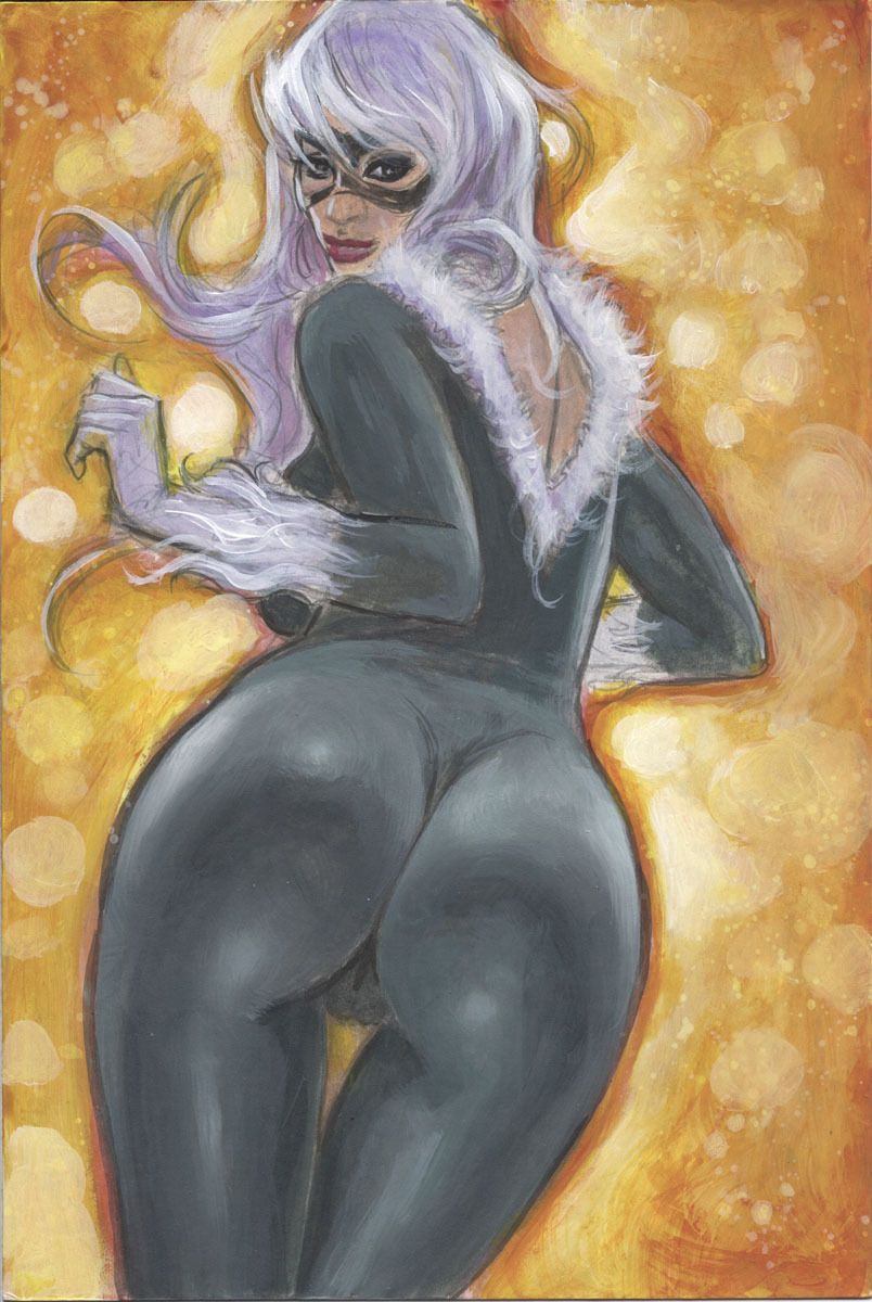 Black Cat x Mark Beachum