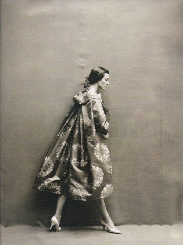 Carmen Dell'Orefice x Richard Avedon