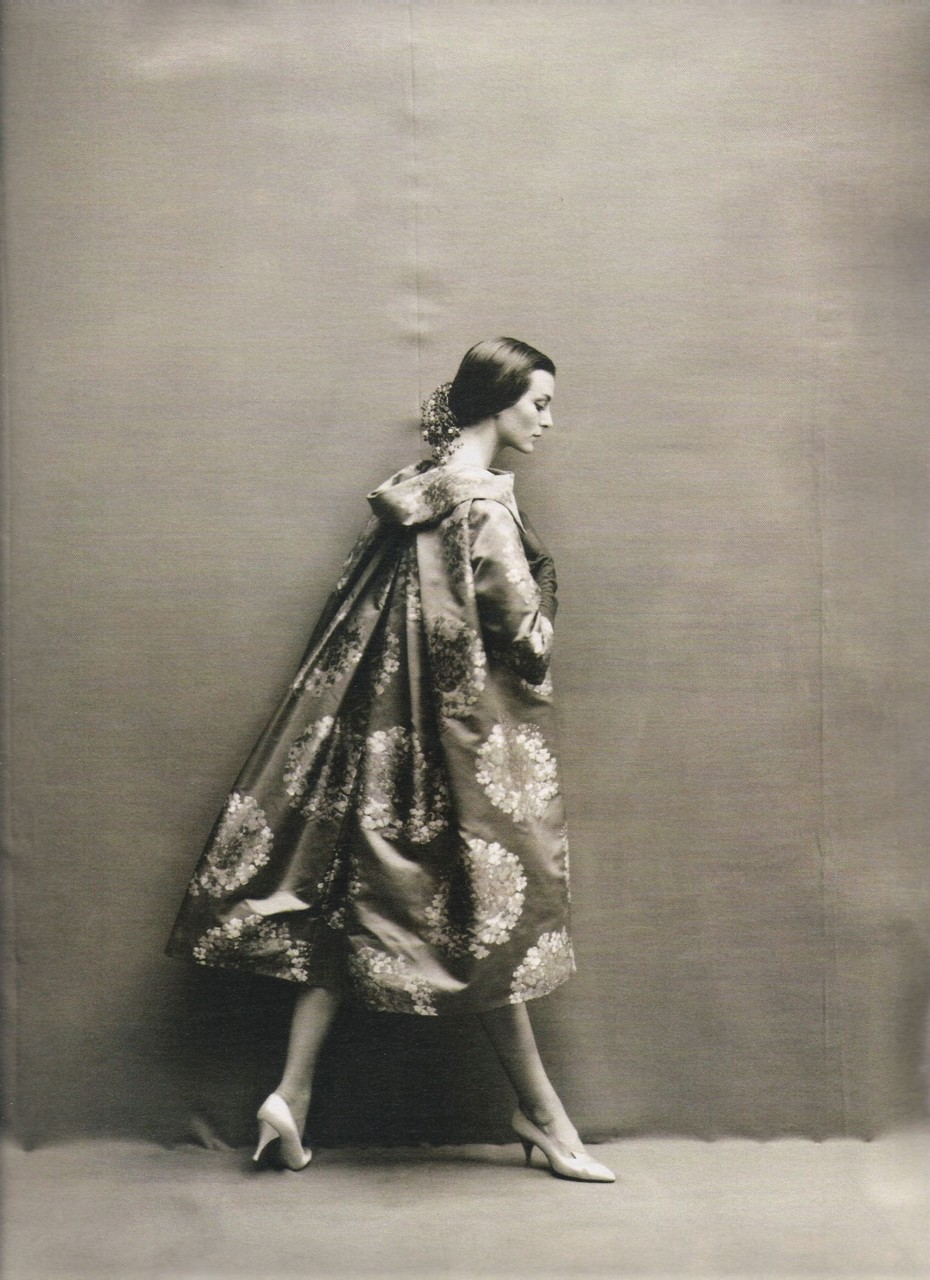 Carmen Dell'Orefice x Richard Avedon