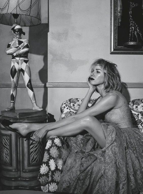 Naomi Watts x Emma Summerton