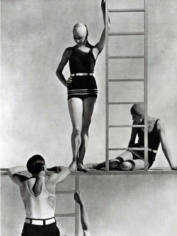 LeLong Swimwear x George Hoyningen-Huene