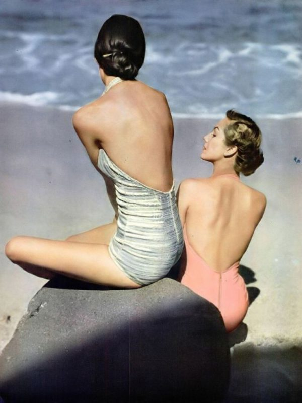 Swimsuits x Louise Dahl-Wolfe