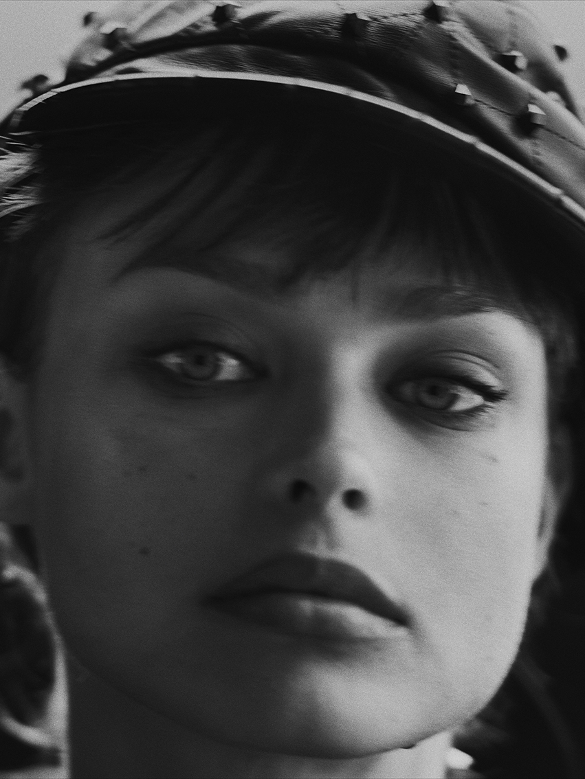 Birgit Kos x Peter Lindbergh