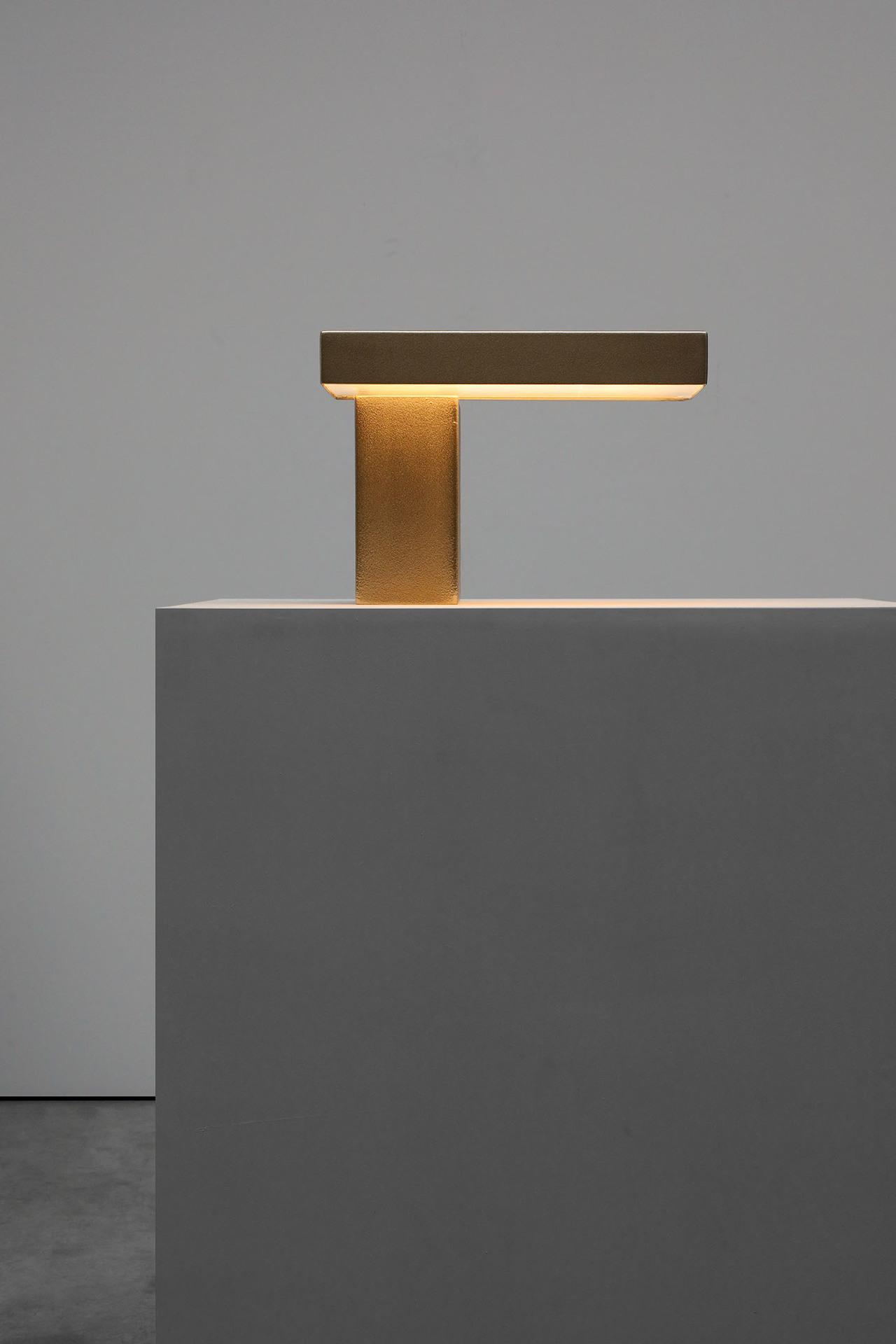 Merging Metals Table Lamp 29-1