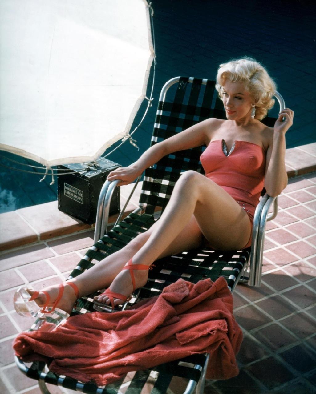 Marilyn Monroe x Harold Lloyd