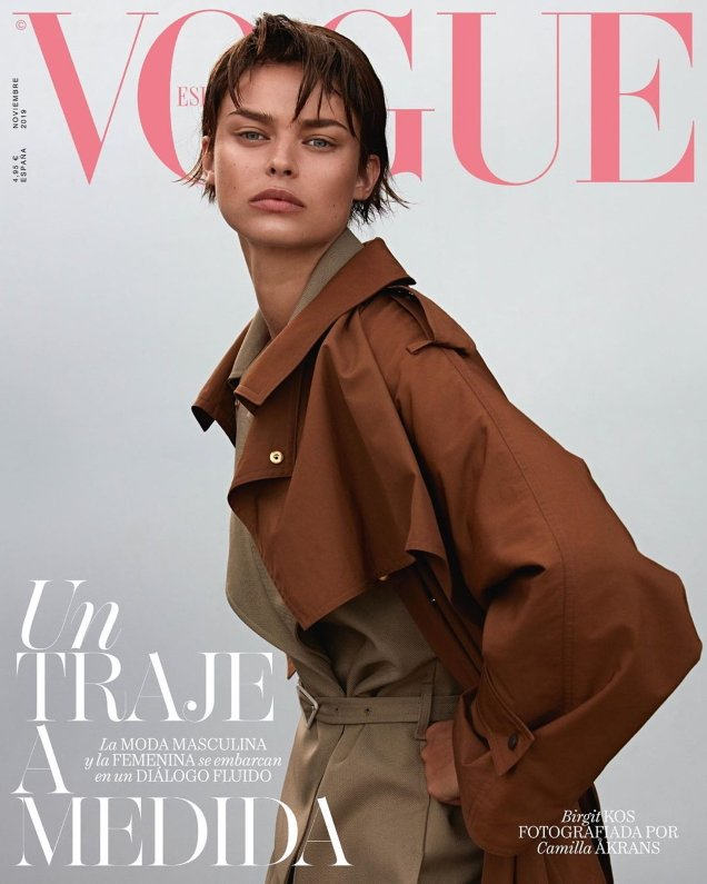 Vogue España November 2019