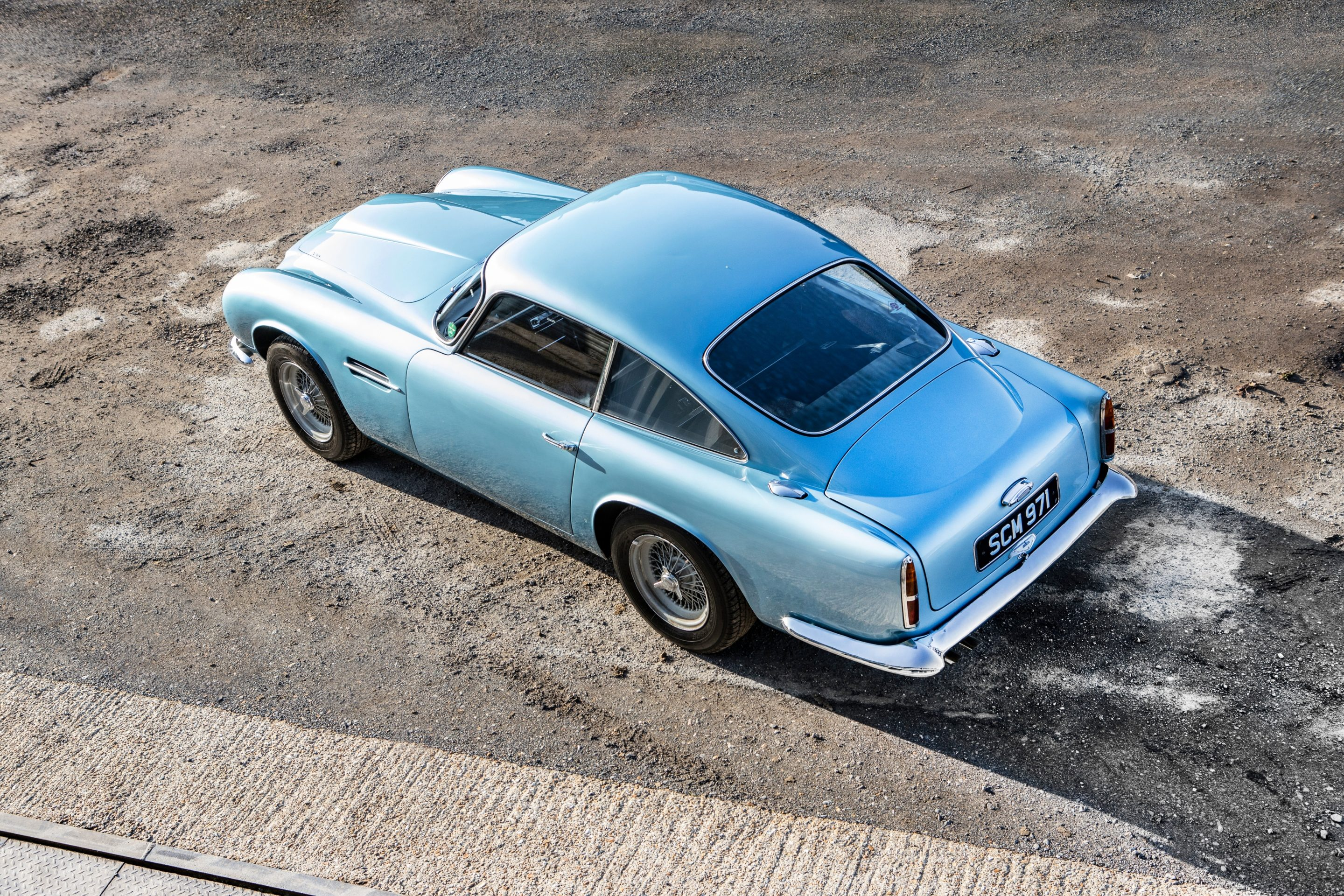 Aston Martin DB4GT 'Lightweight'