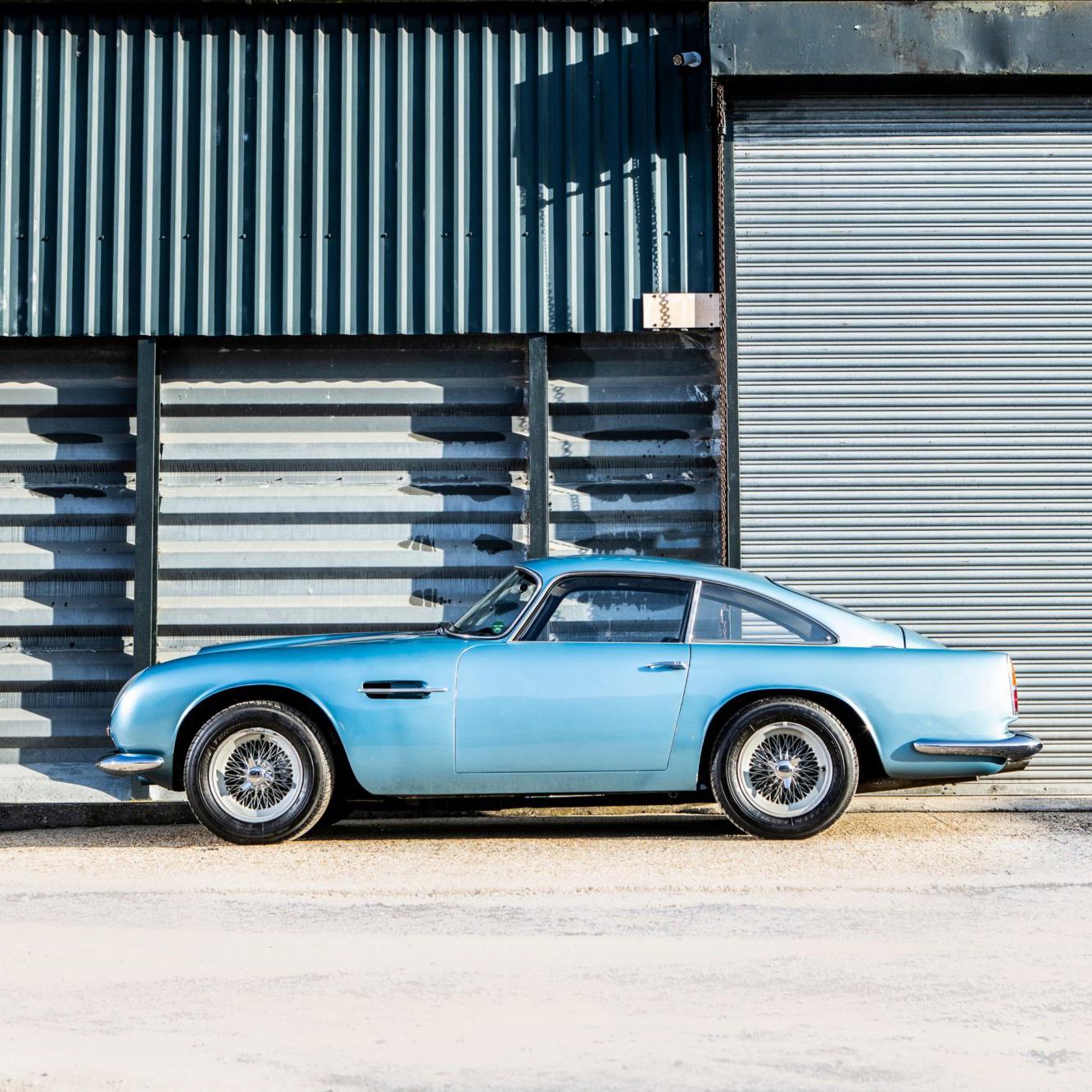 Aston Martin DB4GT 'Lightweight'
