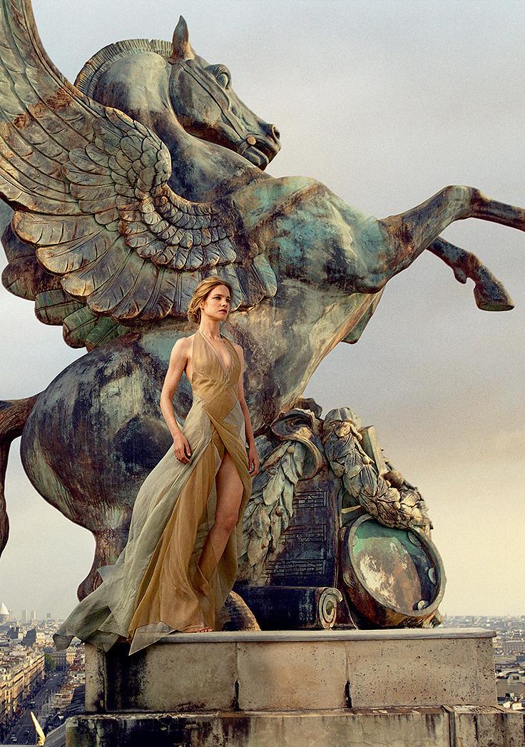 Natalia Vodianova x Annie Leibovitz