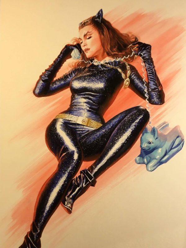 Catwoman x Alex Ross
