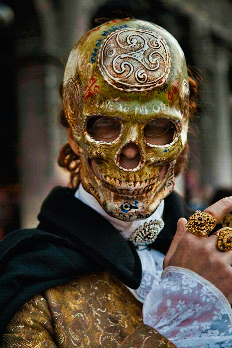 Halloween dood